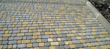 Эксклюзивность тротуарного мощения с помощью тротуарной плитки «Юнигран» «старый город»