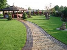 Преимущества современной тротуарной плитки