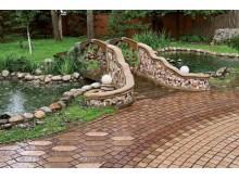 Тротуарная плитка – уникальная альтернатива традиционным строительным материалам