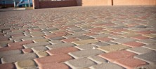 Тротуарна плитка - дивовижна краса і практичність
