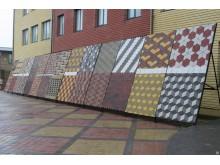 Особенности оформления приусадебных участков с помощью тротуарной плитки «кирпичик колормикс» и «патио колормикс»