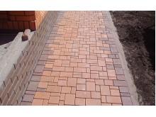 Основные преимущества тротуарной плитки