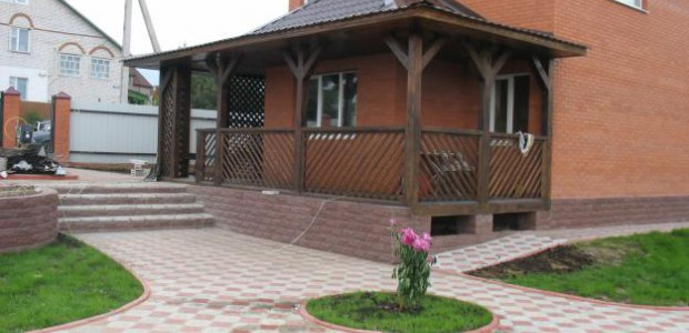 Тротуарна плитка - європейська якість і краса