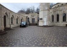 Оригинальное решение для обустройства приусадебного участка – тротуарная плитка «Царское село»