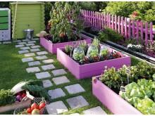 Обустраиваем парки и садовые участки с помощью бордюров