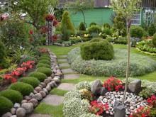 Рай на Земле – оформляем садовый участок с помощью «палисад серый» и «палисад цветной»