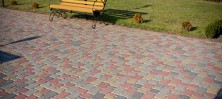 Быстрое и экономное строительство с помощью тротуарной плитки «Юнигран»