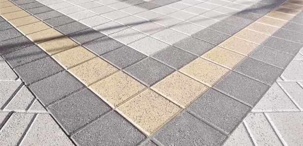 Идеальное дорожное покрытие с помощью тротуарной плитки