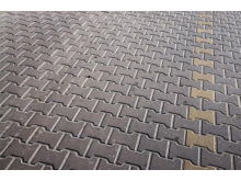 Оригінально оформлені і багатофункціональні території за допомогою тротуарної плитки «двотавр»