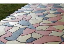Придаем приусадебному участку оригинальность с помощью тротуарной плитки «Юнигран»