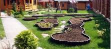 Вибираємо будівельний матеріал для облаштування присадибної ділянки