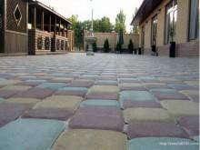 Тротуарная плитка – отличное решение для мощения дорожного покрытия